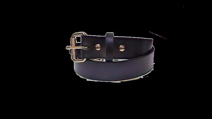 Belt: Plain Leather Belts