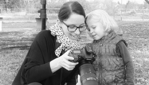 Kinder fotografin Landau