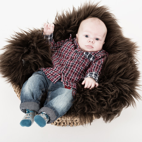 newborn fotografin