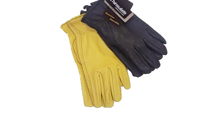 Gloves: Deerskin Gloves for Women and Men, Unlined and Lined