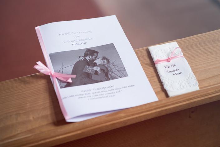 Hochzeit - Hochzeitsfotografie -                 der wohl schönste Tag im Leben