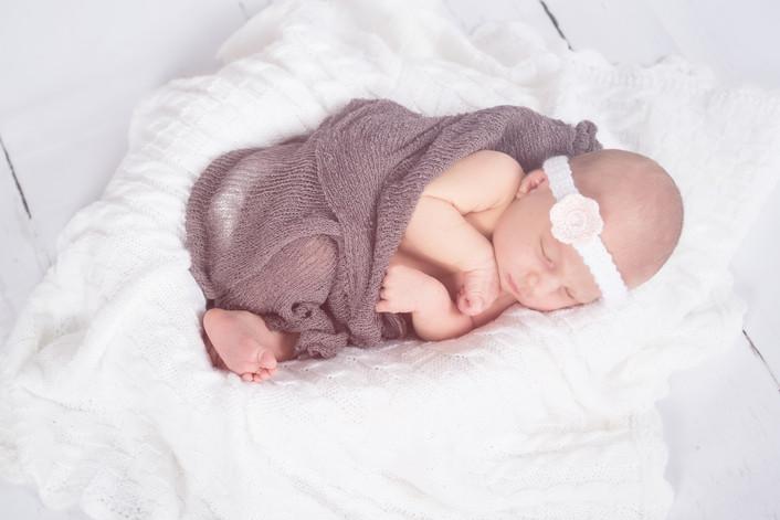 Milena - New born