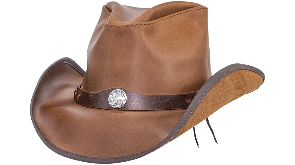 Hat: The Western