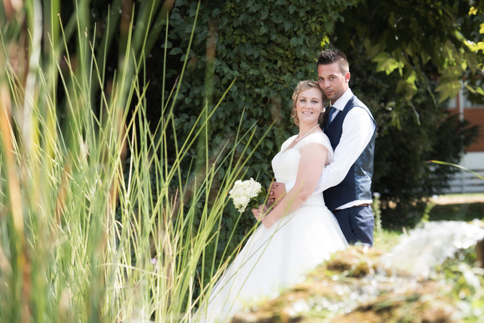 Wedding - DU + ICH =WIR