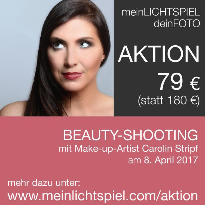 AKTION - Beauty-Shooting
