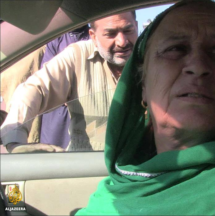 On the Road with Pakistan's First Female Taxi Driver