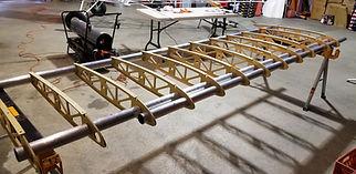 Three Spar Rugged Wing