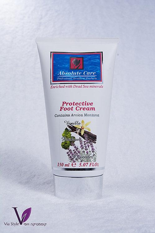 Крем для ног. Ваниль Пачули. Foot Cream. Absolute Care.