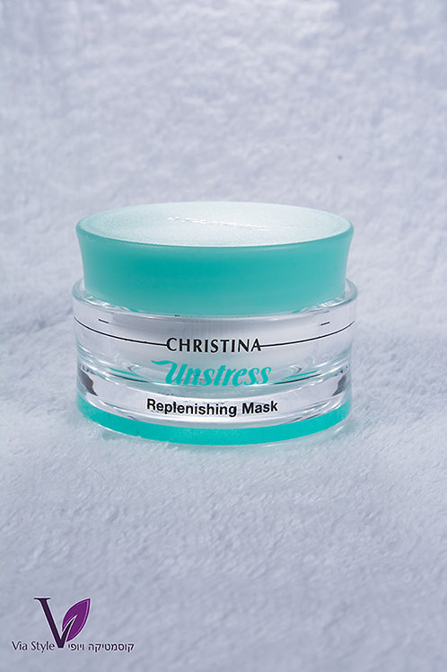 Unstress. Replenishing Mask.Christina.