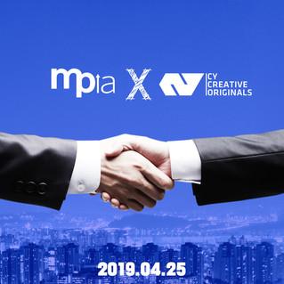 MPIA - 동영상 마케팅 강화를 위한 MOU 체결