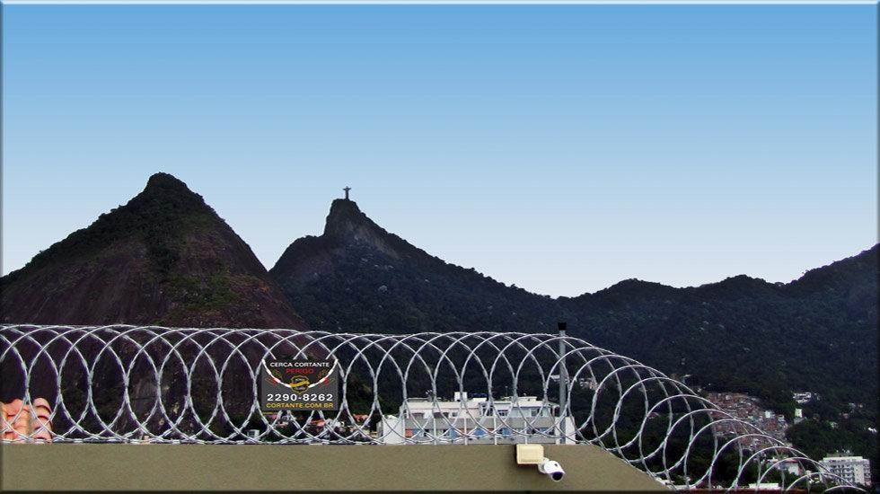 Fabricação, venda e instalação de concertina - Rio de Janeiro