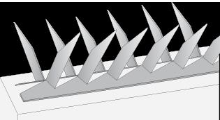Wall Spike - Lanças Protetoras - RJ