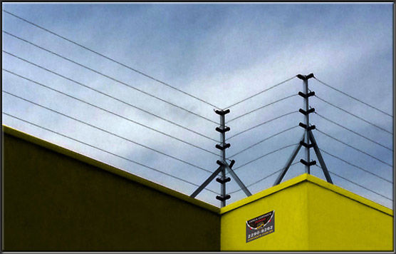 Instalação de Cerca Elétrica - RJ