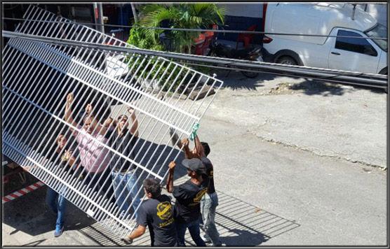 Venda e instalação de cerca alambrado - RJ