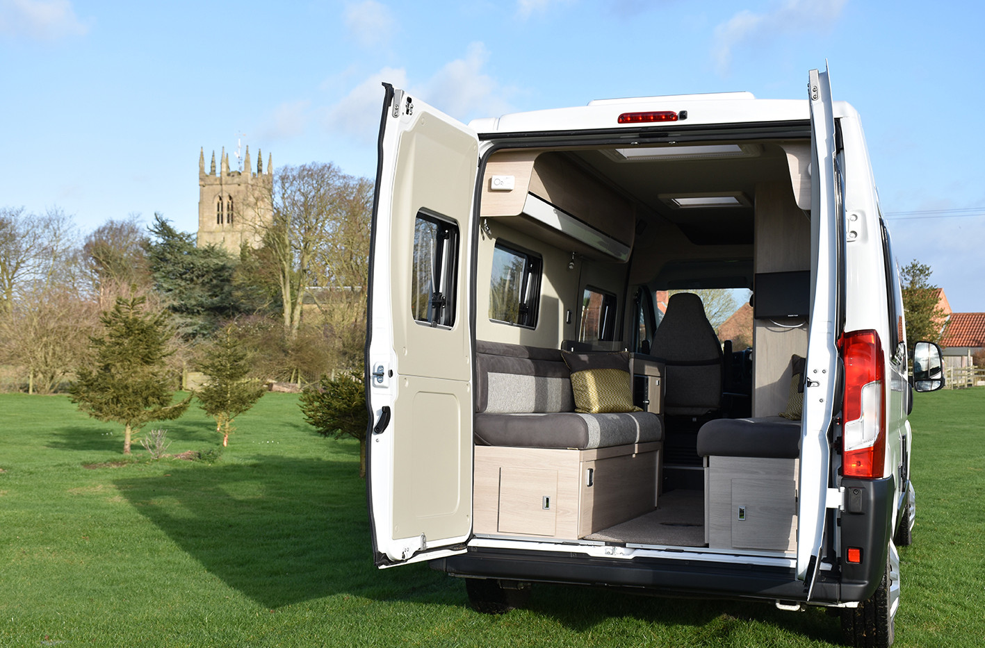motorhome hire nottingham