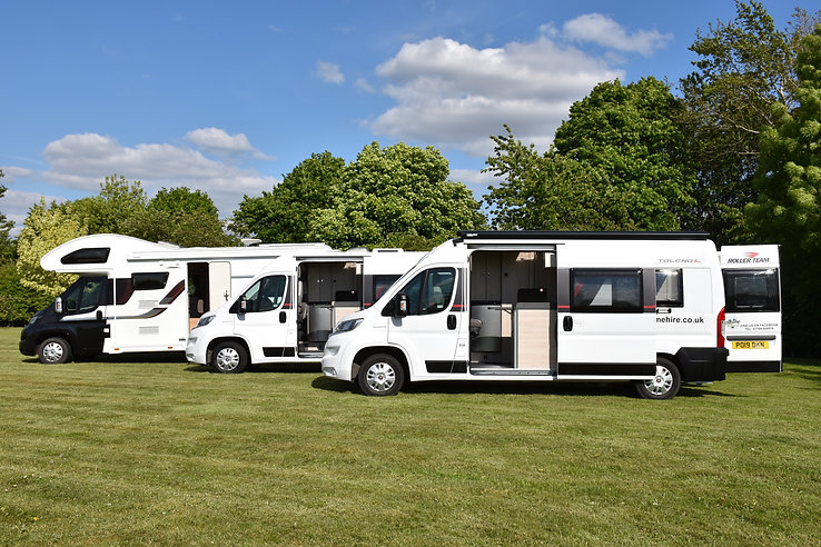 Motorhomes for hire nottingham