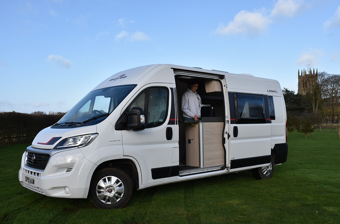 motorhome hire rolleston