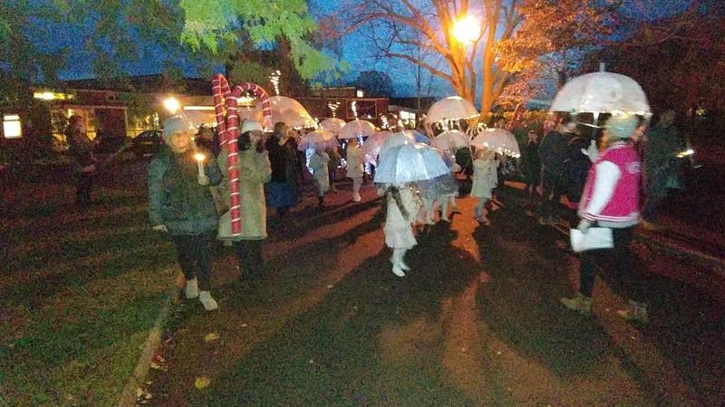 Christmas Parade Tenterden