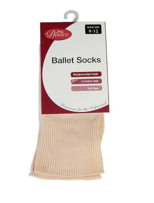Ballet socks for classes with little ones in Tenterden