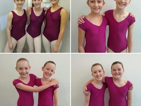 Ballet Exam Success for children in Tenterden!