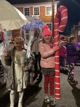 Christmas in Tenterden Parade