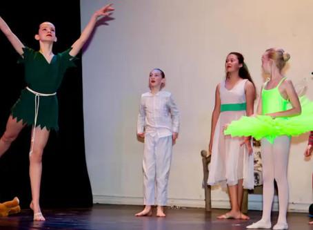 Performance at the Sinden Theatre in Tenterden