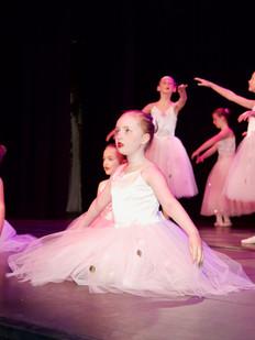Children's ballet dance, Tenterden