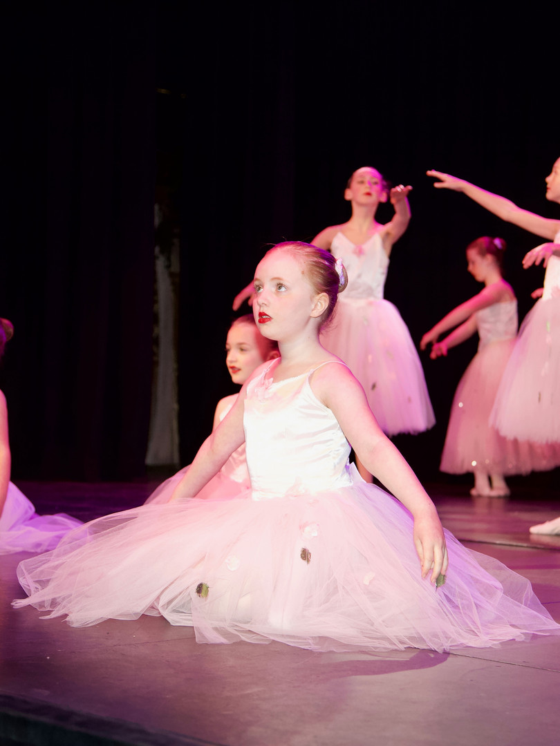 Children's ballet dance, Tenterden