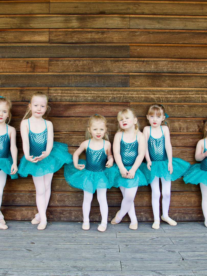 Baby and Toddlers Ballet