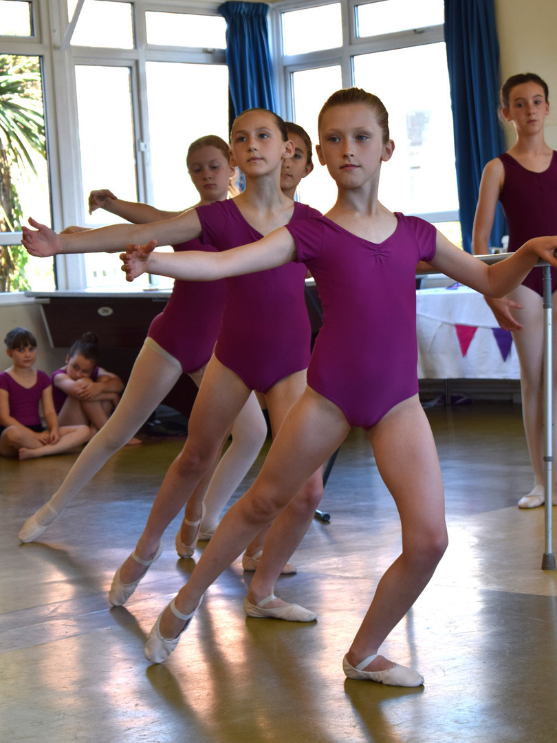 Ballet Presentation at Highbury Hall, Tenterden