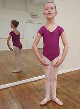 Ballet Dance Lessons in Tenterden