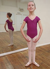 Ballet Dance Lessons in Tenterden