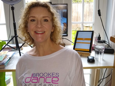 Our last Dance Classes on Zoom
