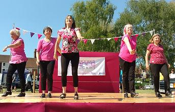 Adult Tap Dancing classes Tenterden