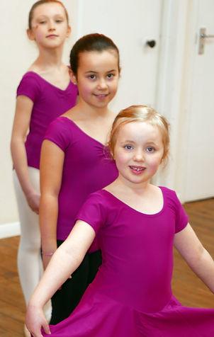 Ballet Classes for children in Tenterden