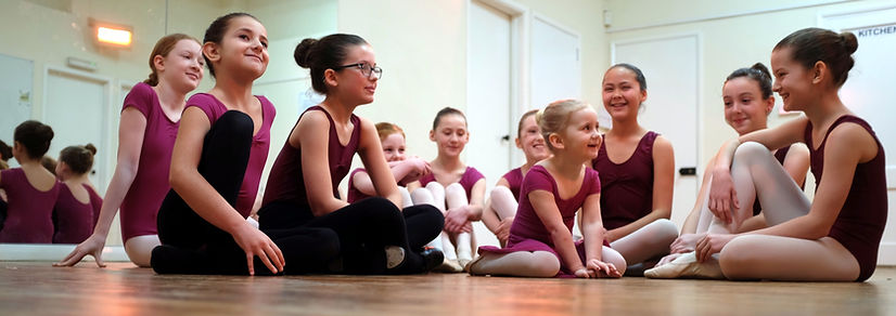 Dance School children in Tenterden.JPG