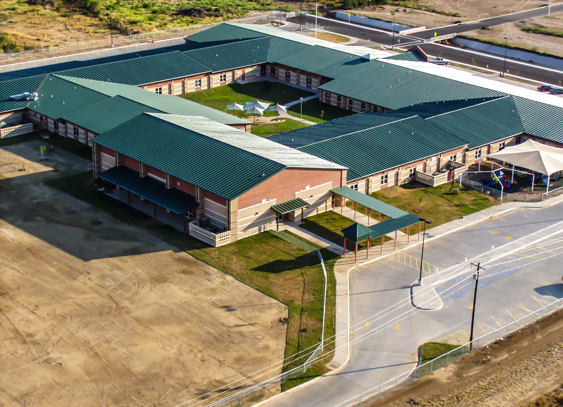 UISD Charles R. Borchers Elementary