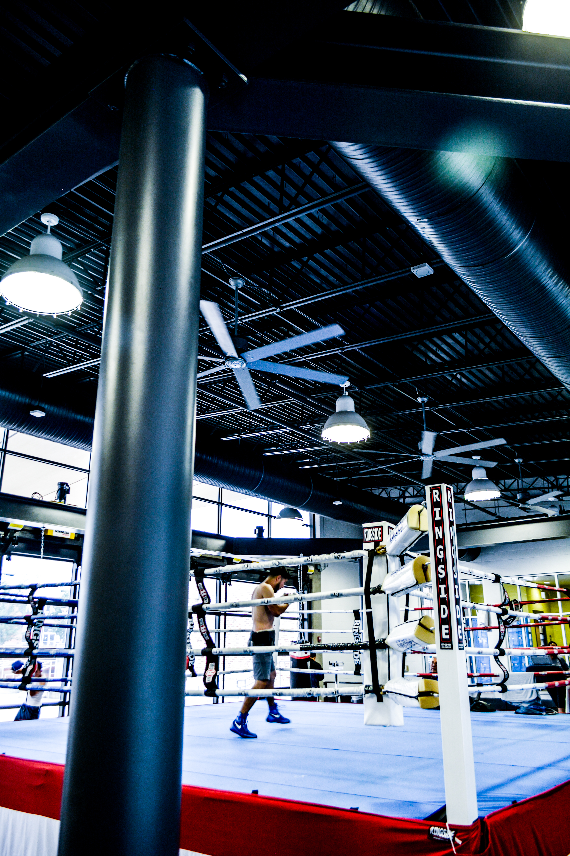Canizalez Boxing Gym, Laredo Tx