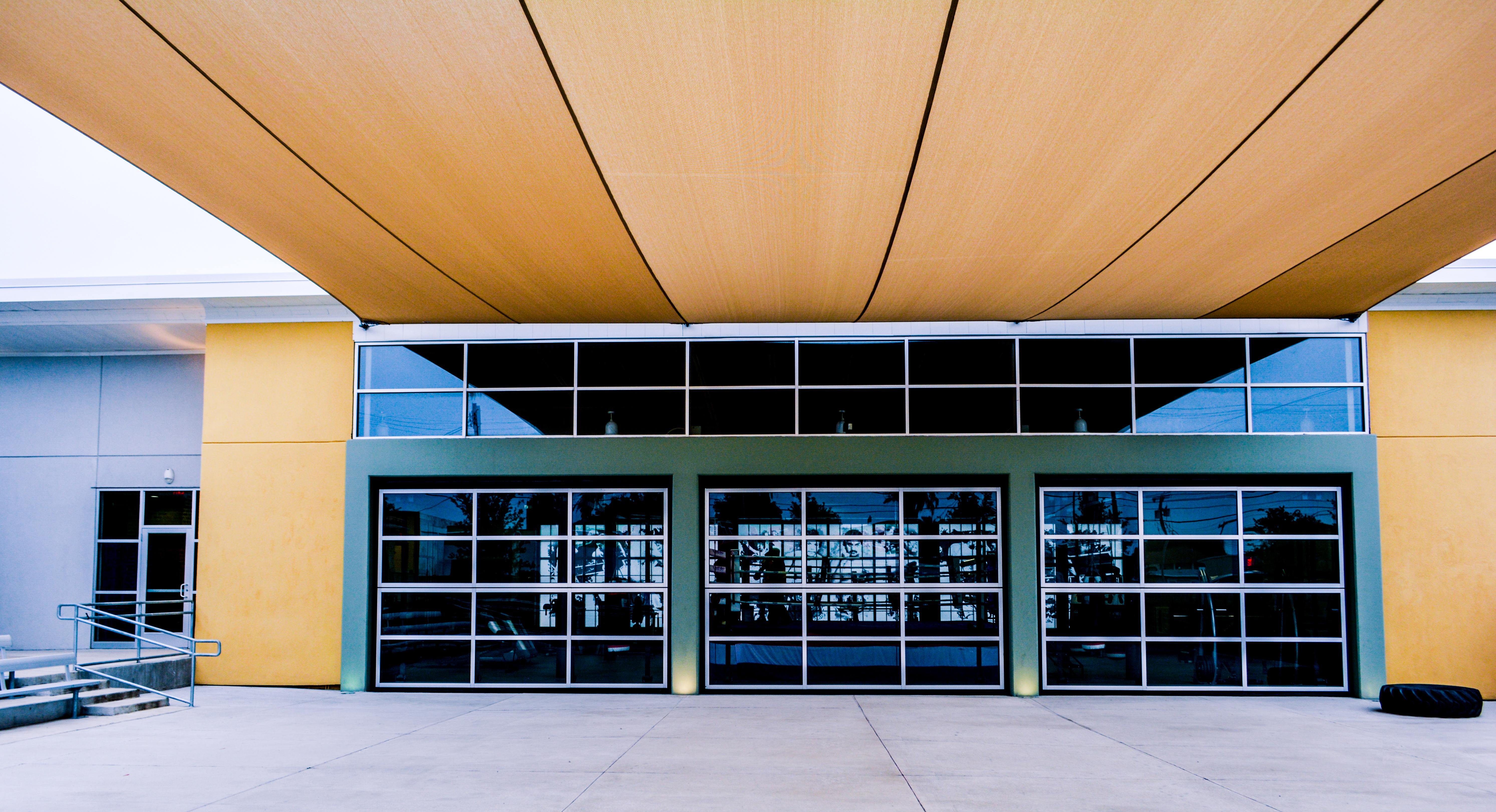 Canizalez Boxing Gym Exterior