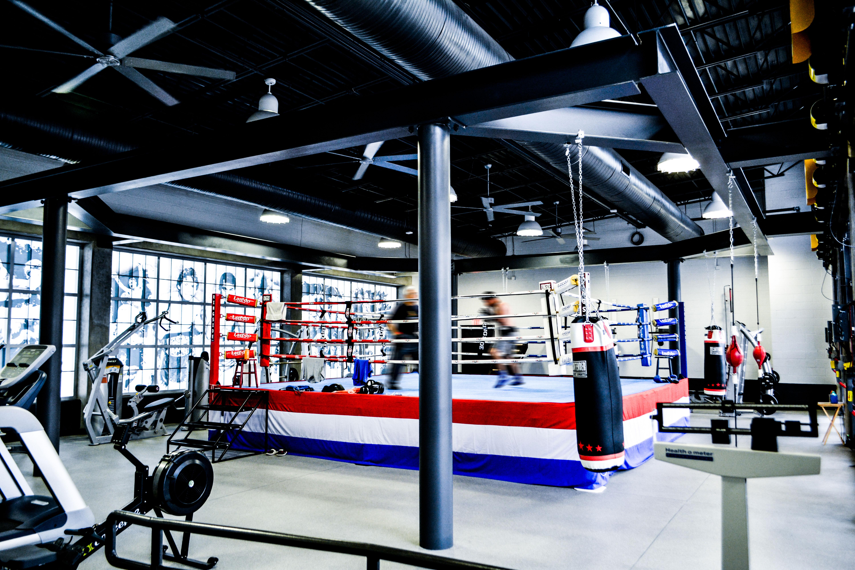 Canizalez Boxing Gym Laredo, Tx