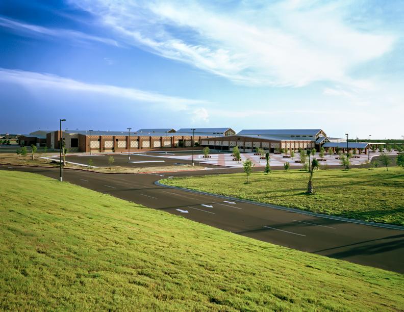 UISD New United High School