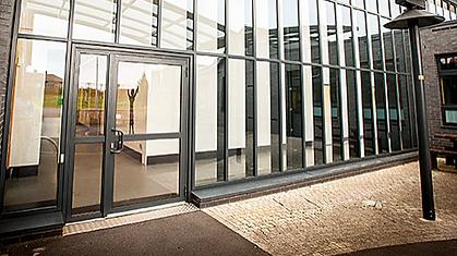 Example of Steel Door installation