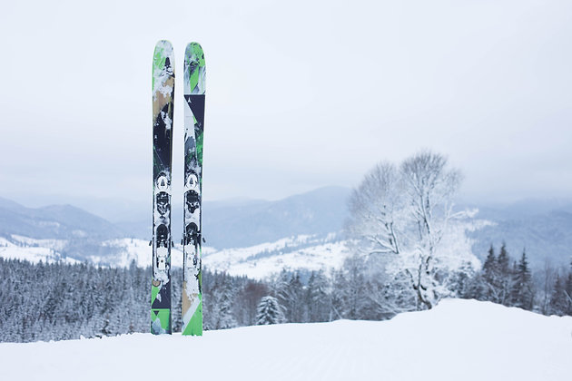 Skis (Sports) (with or without poles)