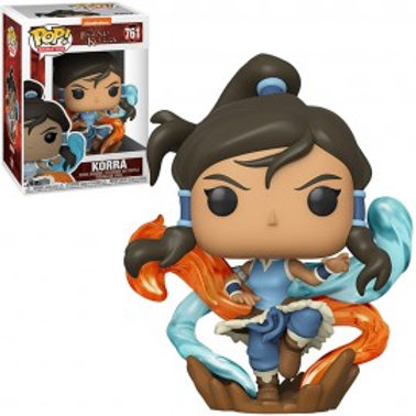 FUNKO POP ANIMATION THE LEGEND OF KORRA - KORRA 761