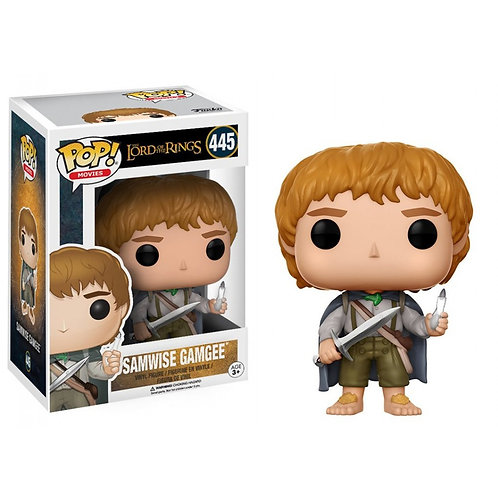 FUNKO POP MOVIES LORD OF THE RINGS - SAMWISE 445