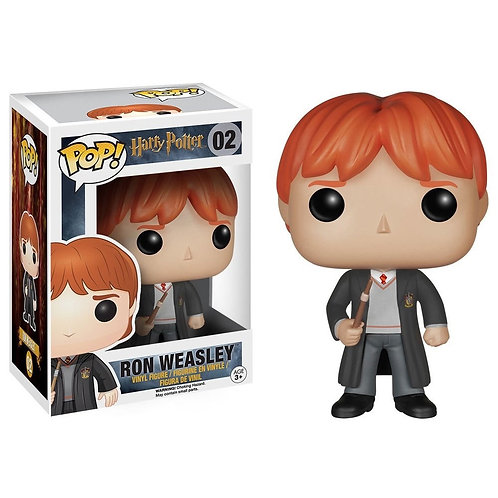 FUNKO POP HARRY POTTER - RON WEASLEY 02
