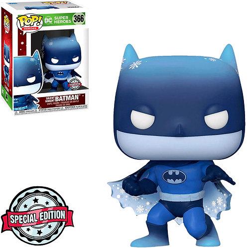 FUNKO POP DC SUPER HEROES EXCLUSIVE - SILENT KNIGHT BATMAN 366