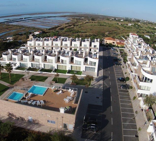 Fuseta Ria Resort, penthouse Bela Vista.