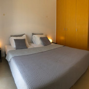 bedroom fuseta, bela vista apartment