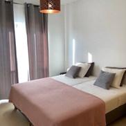 bedroom bela vista fuseta apartment